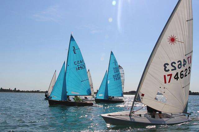 Tudor Sailing Club - Langstone Harbour